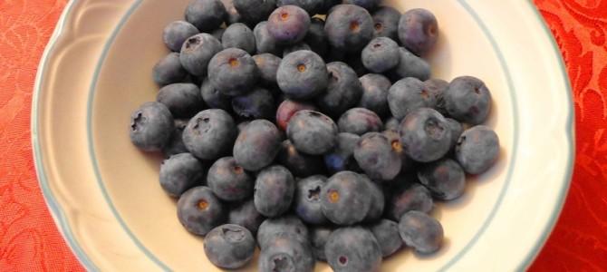 Blueberries Burst with Benefits