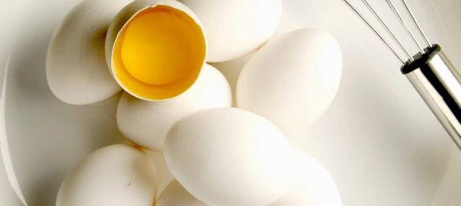 Eggs, The Natural Supplement!