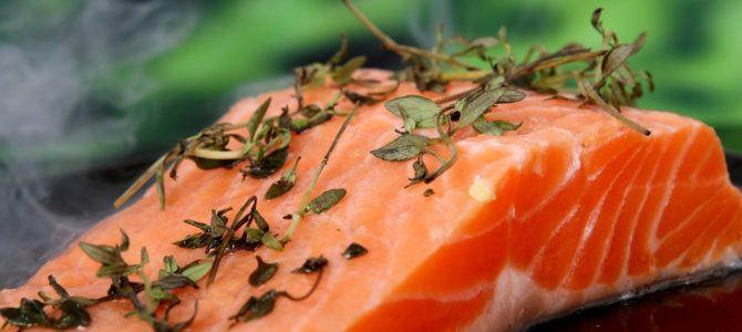Salmon's Powerful Source!
